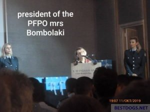 President of the PFPO